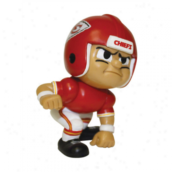 Kansas City Chiefs Lil' Teammates Lineman Figurine