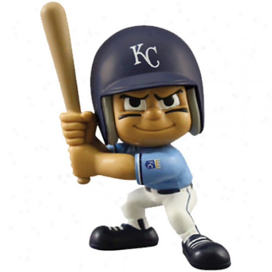 Kansas City Royals Lil' Teammates Batter Figu5ine