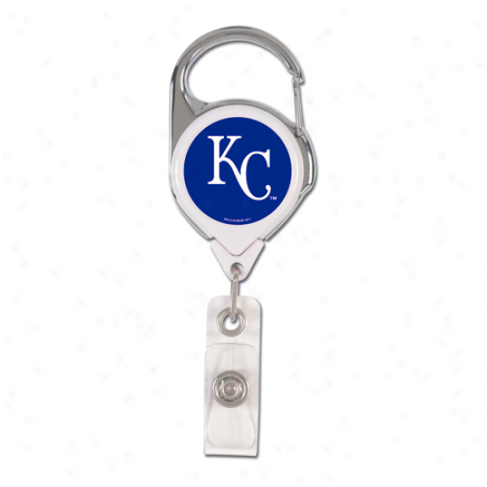 Kansas City Royals Premium Badge Reel
