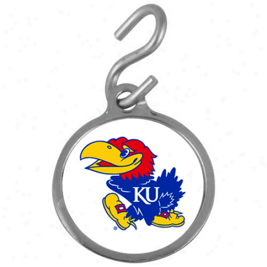 Kansas Jayhawks Pet Id Tag