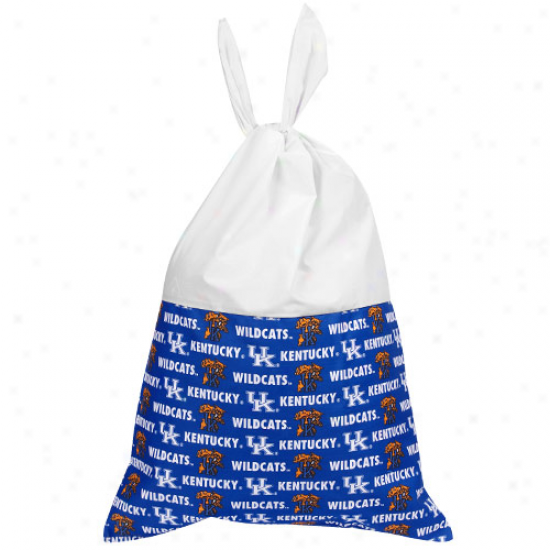 Kentucky Wikdcats Collegiate Carry All Laundry Bag