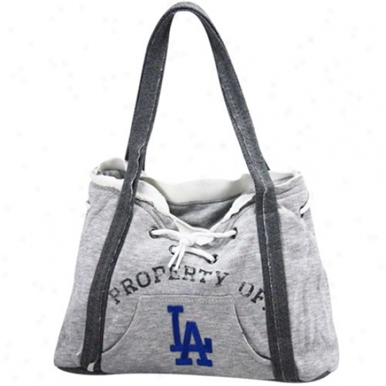 L.a. Dodgers Ash Hoody Purse