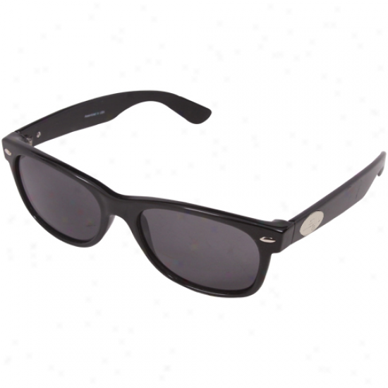 Lsu Tigers Black-gray Eaton Sunglasses