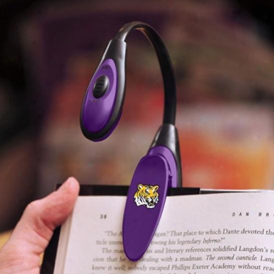 Lsu Tigers Led Book Light
