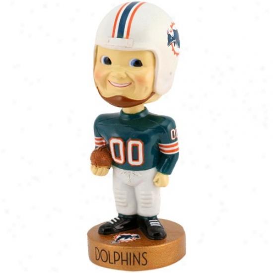 Miami Dolphinq Legacy Bobblehead Figurine