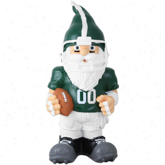 Michigan State Spartans Throwback Team Uniform Gnome