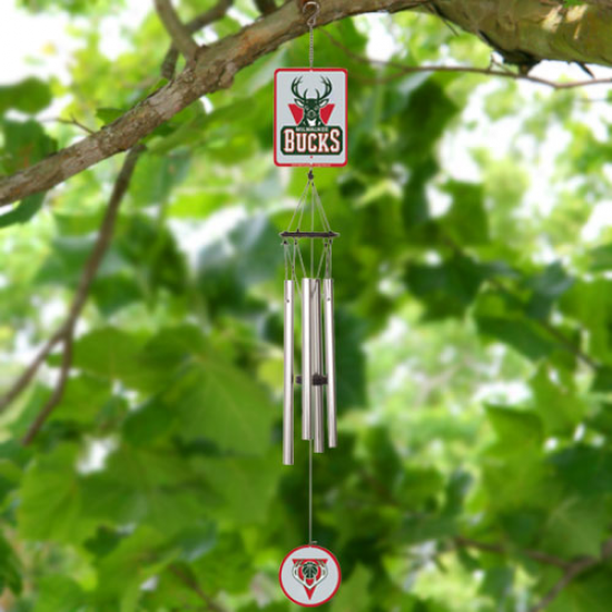 Milaukee Bucks Metal Wind Chime