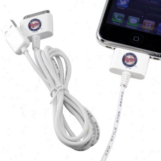 Minnesota Twins 2-pack Usb Cost & Sync Cables