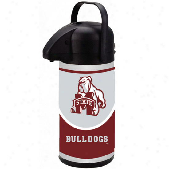Mississippi State Bulldogs 74oz. Game Day Push & Pour Airpot