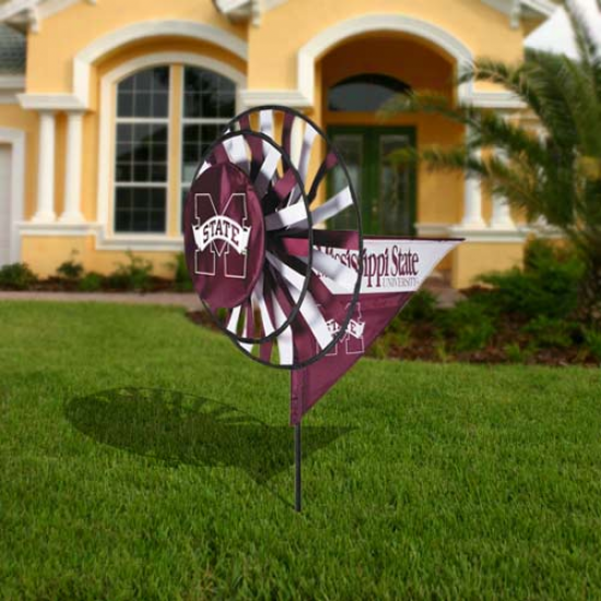 Mississippi State Bulldogs Yard Spinner