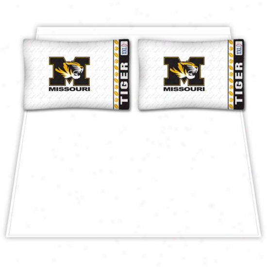 Missouri Tigers Full Sheet Set