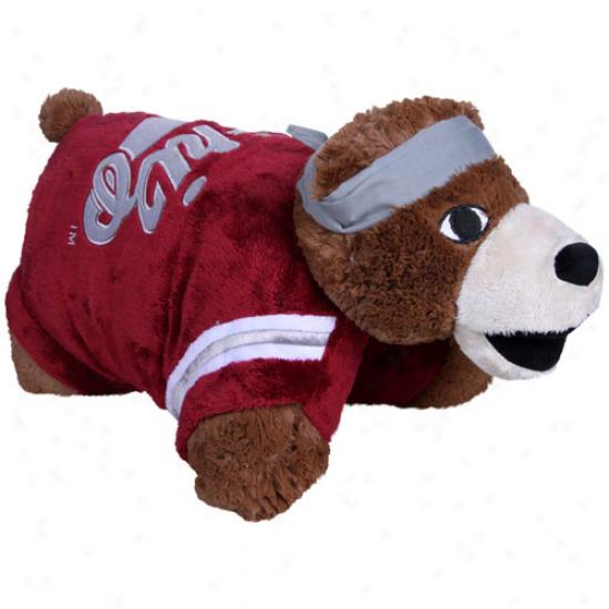 Montana Grizzlies Mascot Pillow Pet