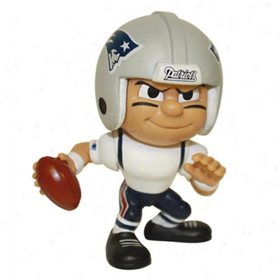 New England Patriots Lil' Teammates Quarterback Figurine -