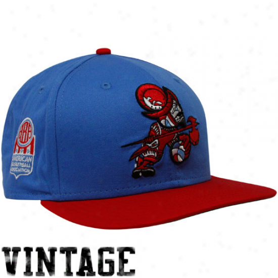New Era San Diego Conquistadors Royal Blue-red 9fifty Snapback Adjustable Hat