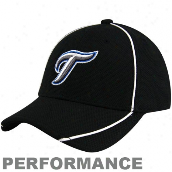 New Era Toronto Blue Jays Youth Black Bating Practice 39thirty Performance Flex Hat
