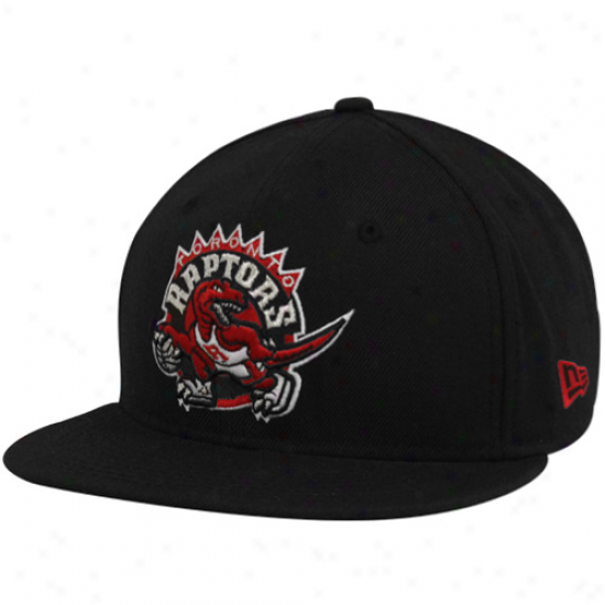New Era Toronto Raptors Black 59fifty Low Bill Fitted Cardinal's office