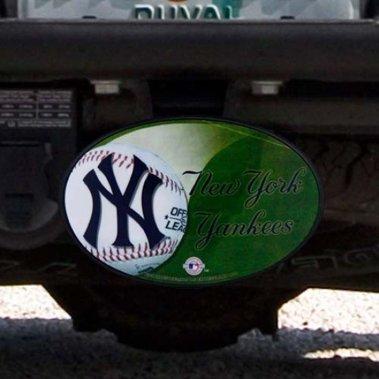 New York Yankees 3-in-1 Magnetic Hitch Cover