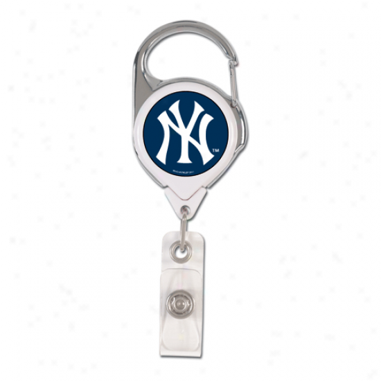 New York Yankees Premium Badge Reel -