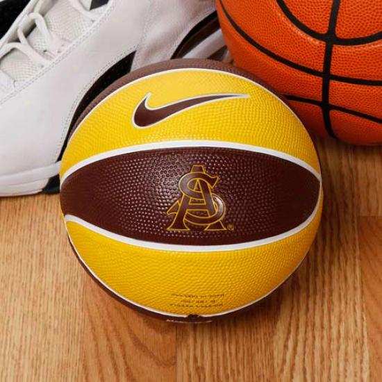 Nike Arizona State Sun Devils 10'' Mini Basketball