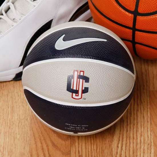 Nikke Connecticut Huskies (uconn) 10'' Mini Basketball