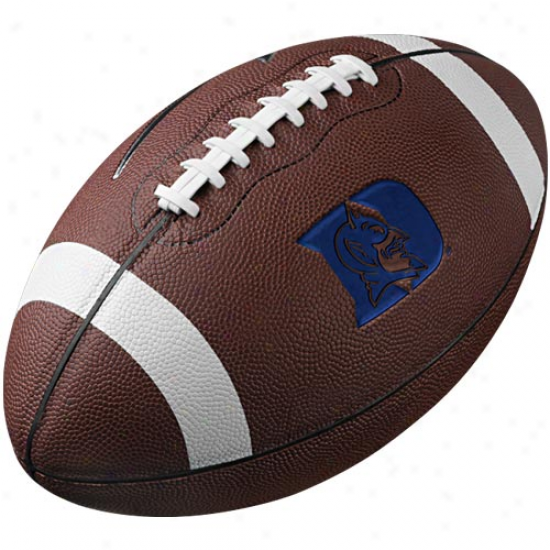 Nike Duke Blue Devils 12'' Official Replica Football