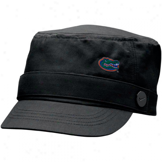 Nike Florida Gators Ladies Black Cadet Hat