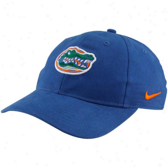Nike Florida Gators Youth Royal Blue Classic Adjustable Hat