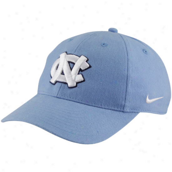 Nike North Carolina Tar Heels (unc) Inffant Carolina Blue Classic Adjustable Hat