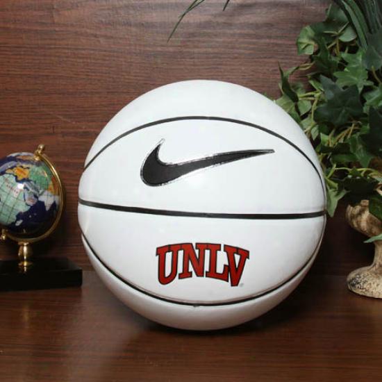 Nike Unlv Runnin'R ebels Autograph Basketball