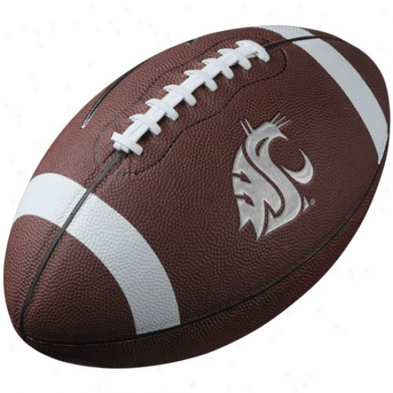 Nike Washington State Cougars 12'' Official Replica Football