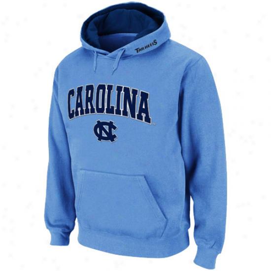 North Carolina Tar Heels (unc) Carolina Melancholy Classic Twill Ii Pullover Hoodie Sweatshirt