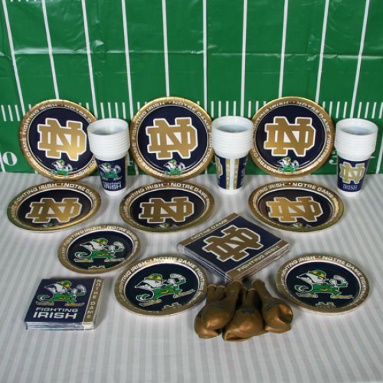 Notre Dame Fighting Irish Ultimate Tailgate Party Pack