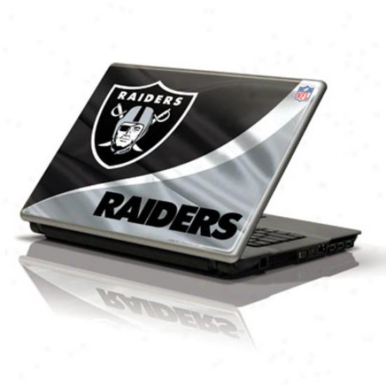 Oakland Raiders 10'' Netbook Skin