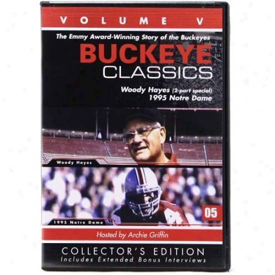 Ohio State Buckeyes Buckeye Classics Volume V Dvd