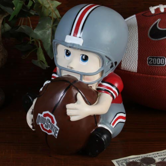 Ohio State Buckeyes Kifs Football Player Bank
