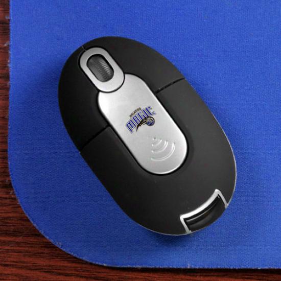 Orlando Magic Mini Wireless Optical Mouse