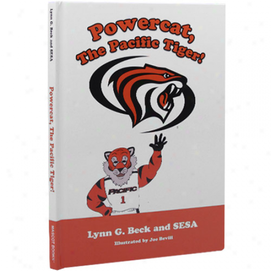 Pacific Tigers Powercat, The Pacific Tiger! Mascot Book
