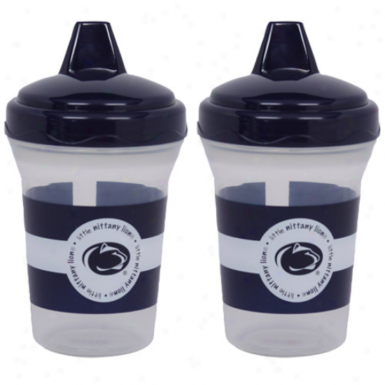 Penn State Nittany Lions 2-pack 5oz. Sippy Cups