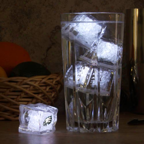 Philadelphia Eagles 4-pack Light-up Party Cubes