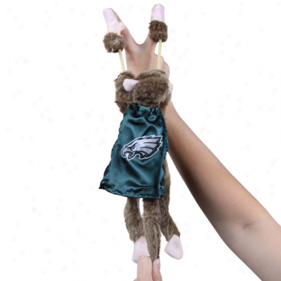 Philadelphia Eagles Flying Rally Monkey