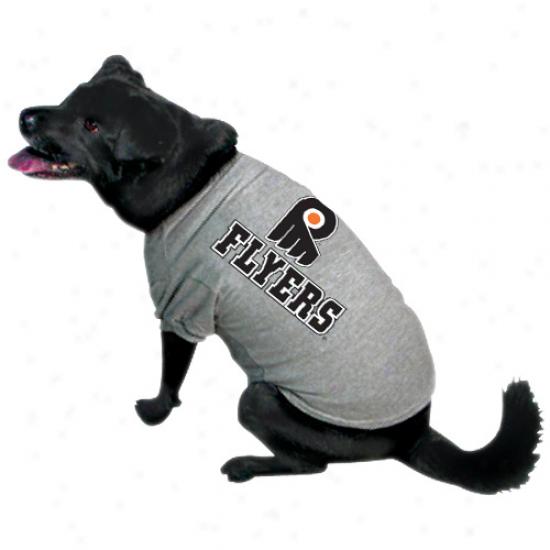 Philadelphia Flyers Hoary Dog T-shhirt