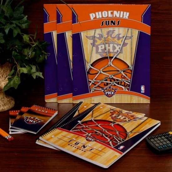 Phoenix Suns School Combo Pack