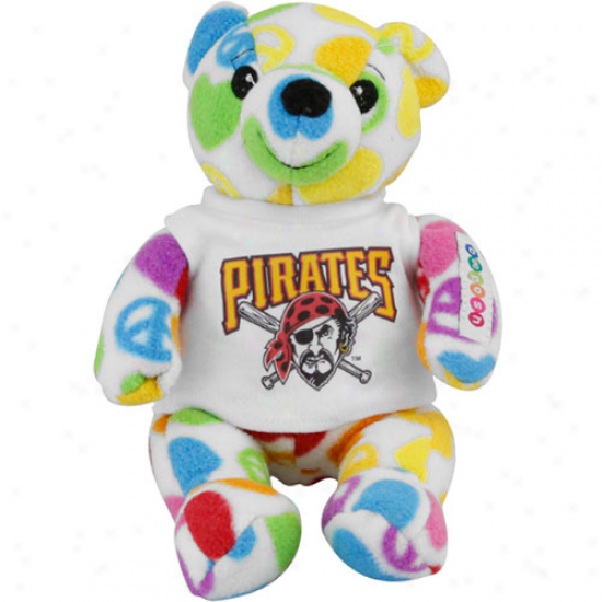 Pittsburgh Pirates 8'' Plush Hope Bear