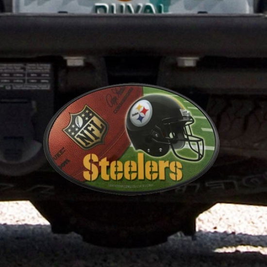 Pittsburgh Steelers 3-in-1 Magnetic Hitch Cover