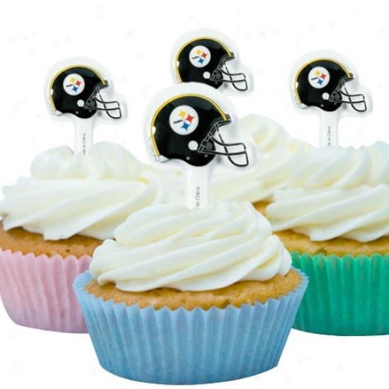 Pitts6urgh Steelers Team Helmet Party Pics