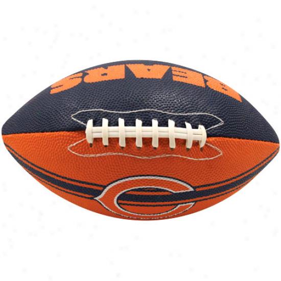 Rawlings Chicago Bears Tailgater Junior-size Football & Kicking Tee