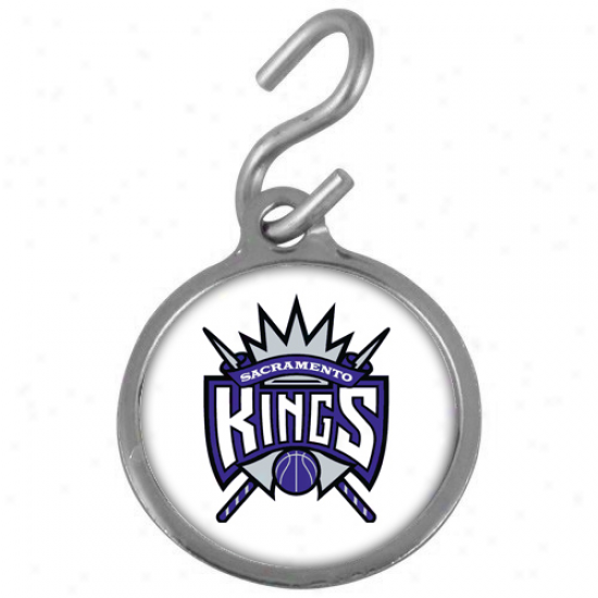 Sacramento Kings Pet Id Tag
