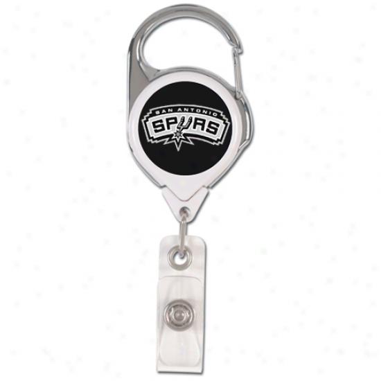 San Antonio Spurs Premium Badge Re3l