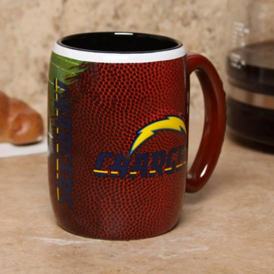 San Diego Chargers 16oz. iFeld Advantage Mug