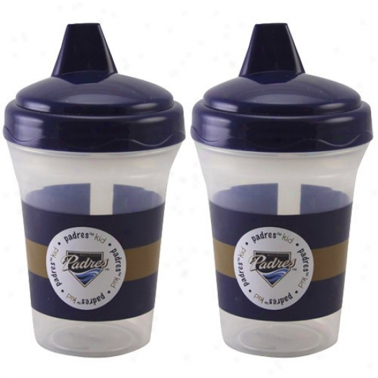 San Diego Padres 2-pack 5oz. Sippy Cups